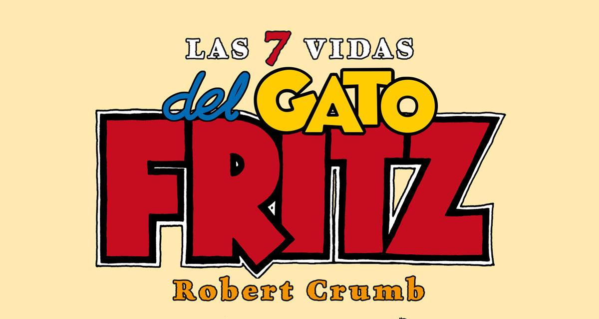 Golem-comics-El-Gato-Fritz-Robert-Crumb