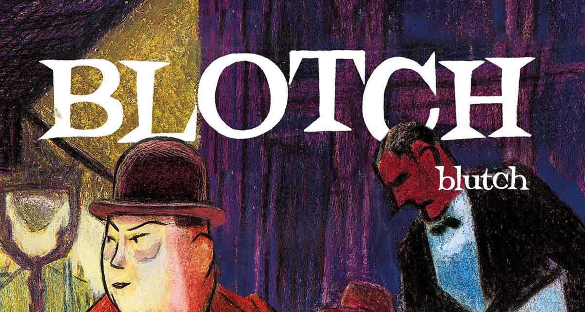 Blotch-blutch-Golem-comics-BD-comic-tebeo-1