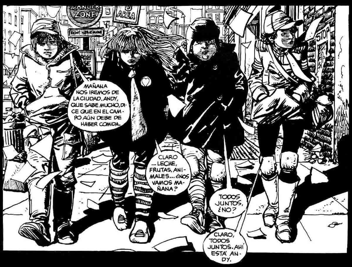 Carlos Trillo y Horacio Altuna, dos clásicos de la historieta argentina