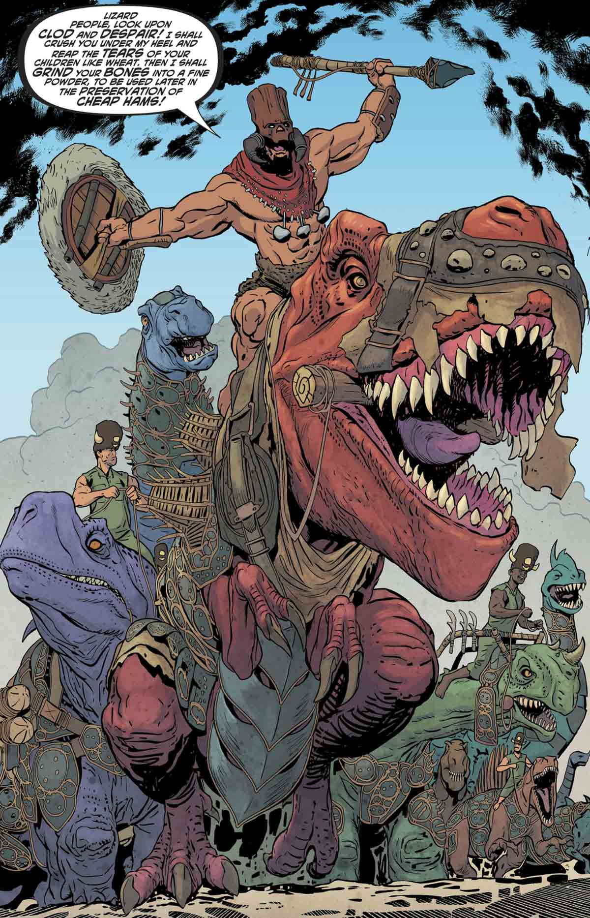 Página completa de 'The Flintstones'