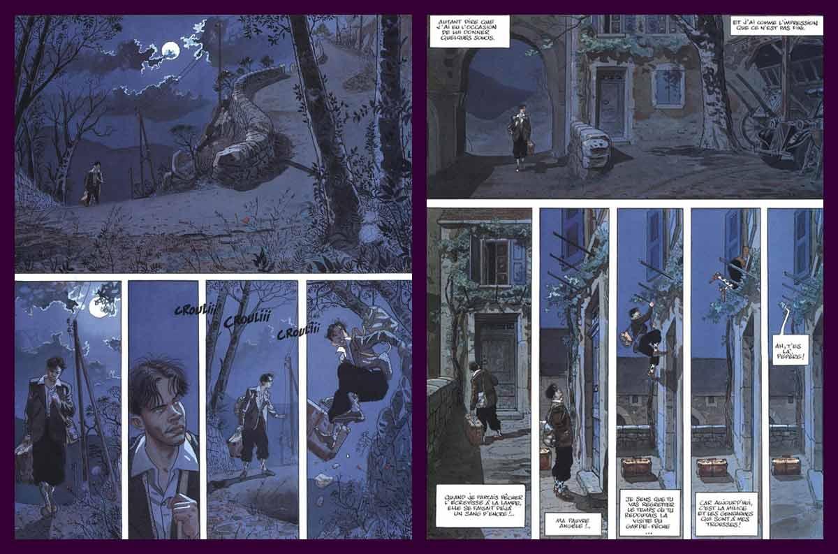 Primeras páginas de 'La Prórroga'