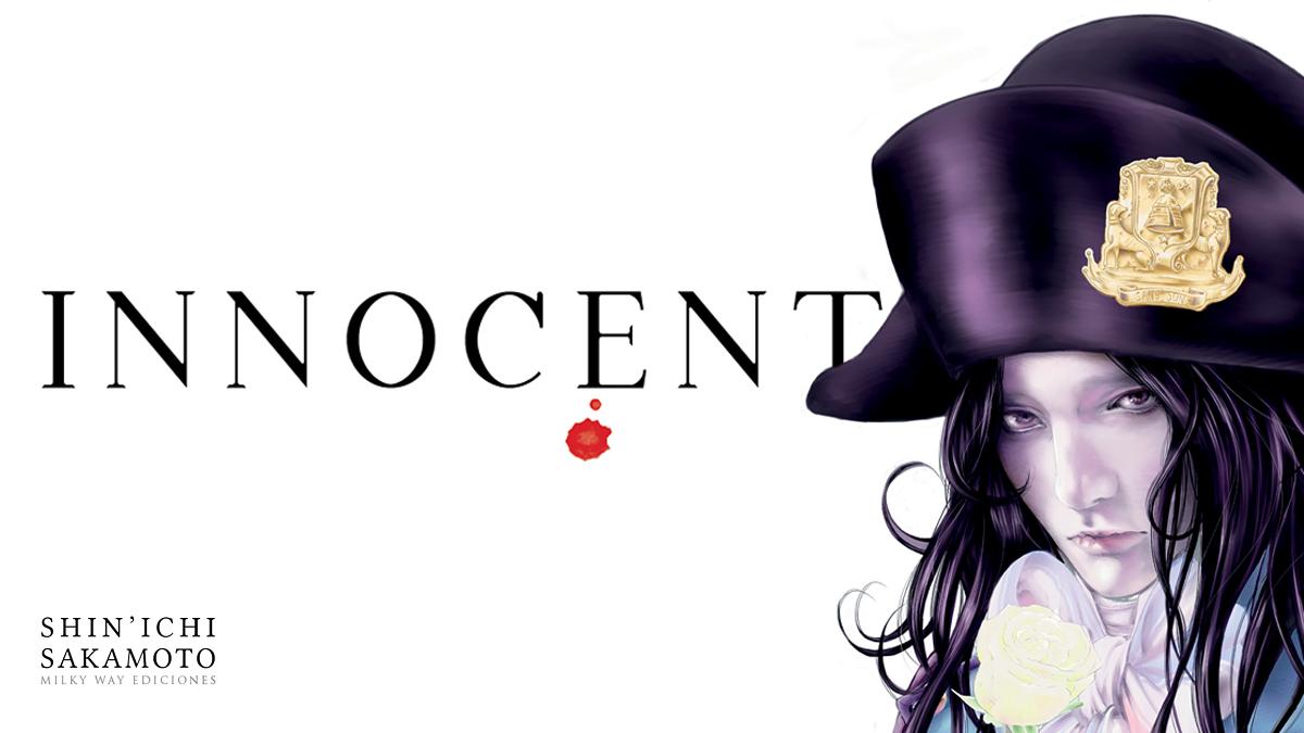 Innocent-Shin-ichi Sakamoto-Golem-Comic-Manga-Seinen-01