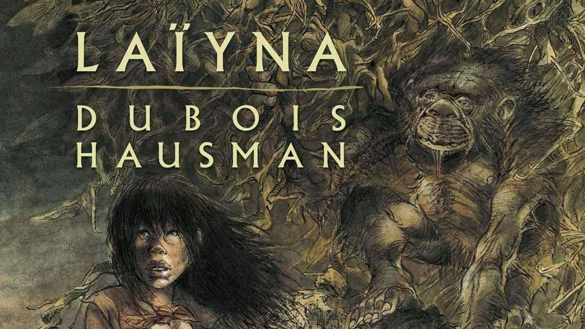 Laiyna-dubois-hausman-elfos-Golem-Comic-BD-01