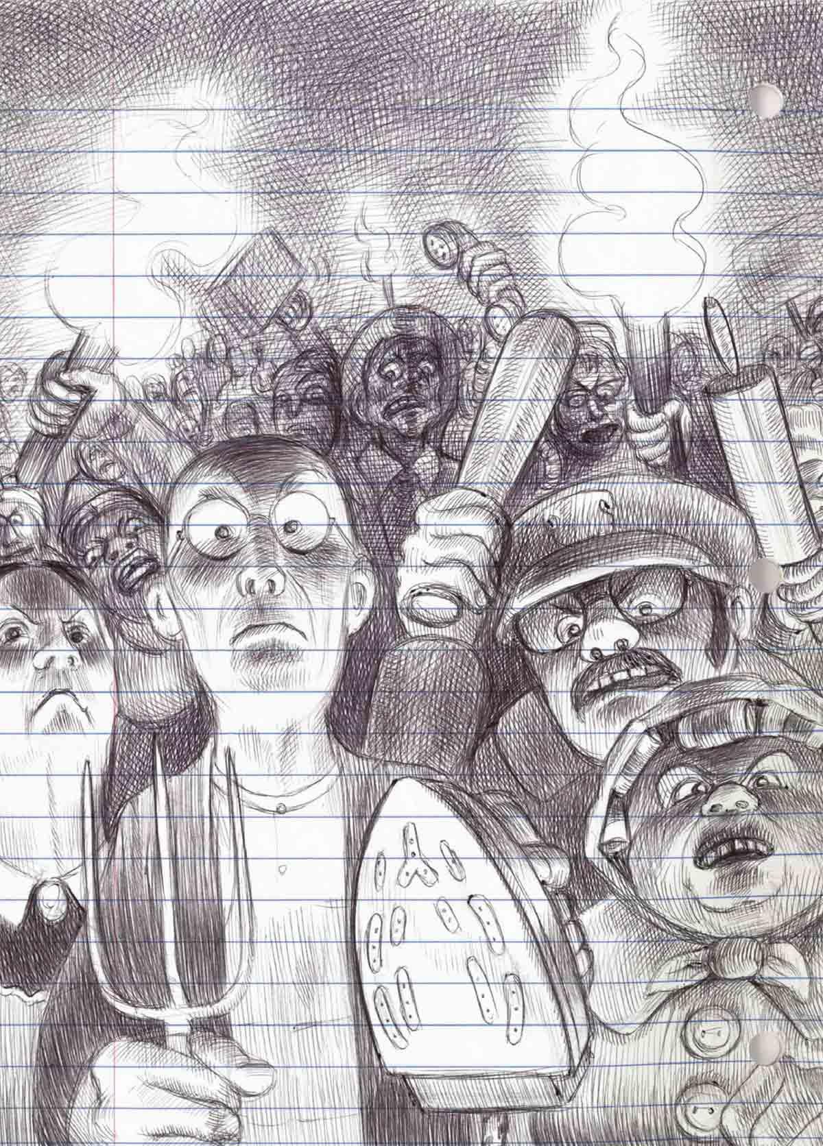 Golem-Comics-comic-Lo-que-mas-me-gusta-son-los-Monstruos-Emil-ferris-05