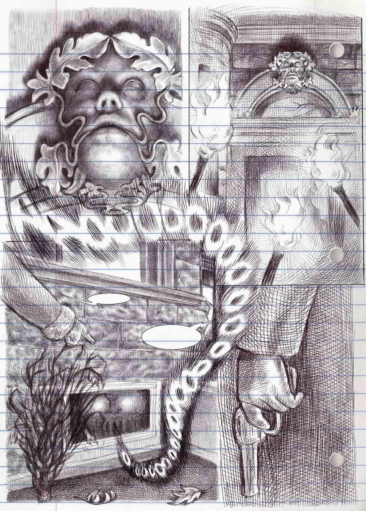Golem-Comics-comic-Lo-que-mas-me-gusta-son-los-Monstruos-Emil-ferris-06