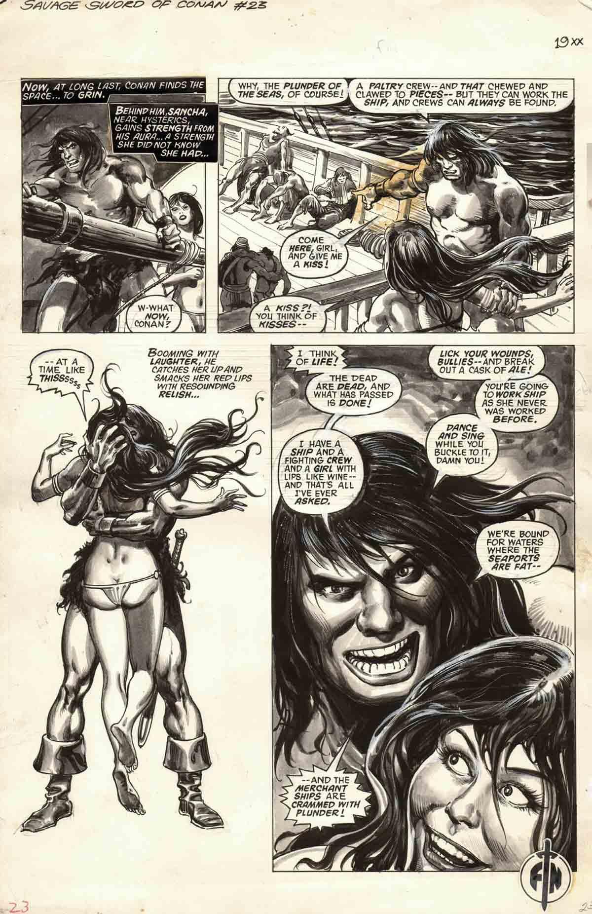 Golem-Comics-La-espada-salvaje-de-conan-el-barbaro-la-llegada-de-conan-03