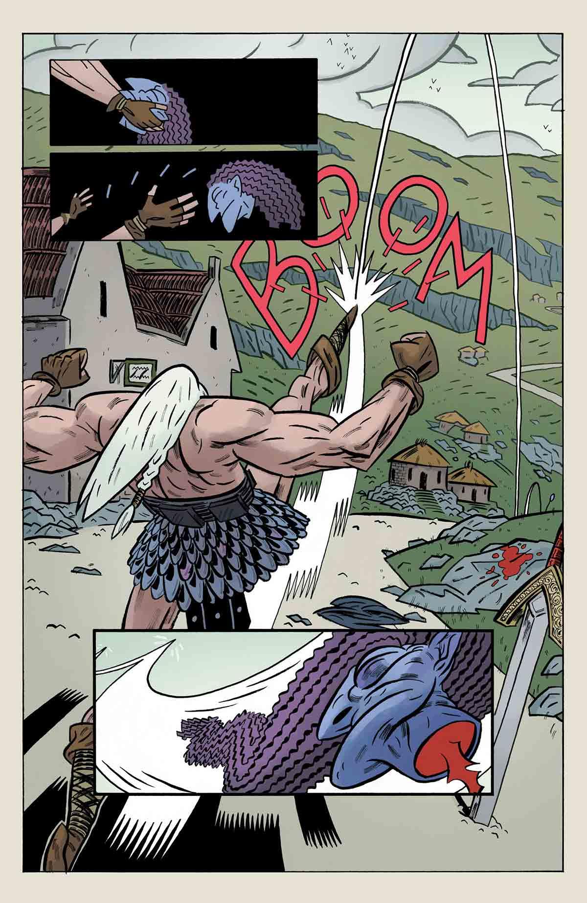 Golem-Comics-Head-Lopper-El-Cortacabezas-y-la-isla-o-una-plaga-de-bestias-04