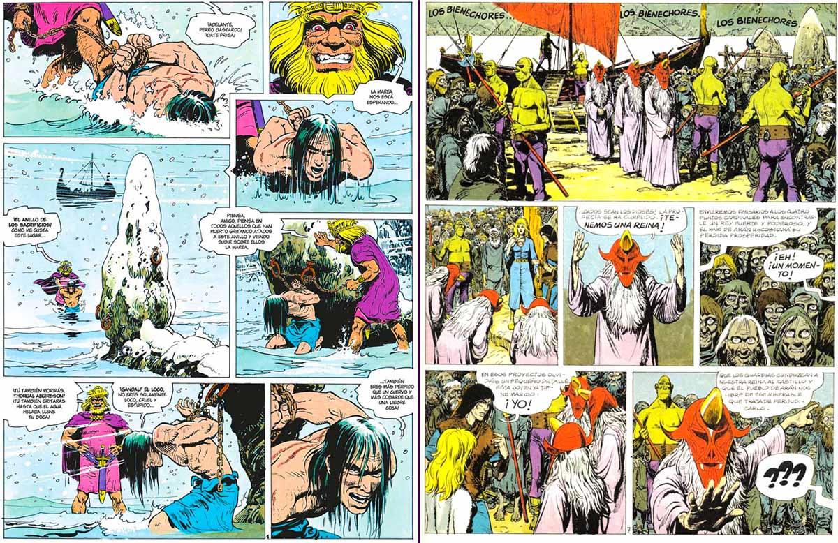Golem-comics-resena-Thorgal-van-hamme-rosinski-03