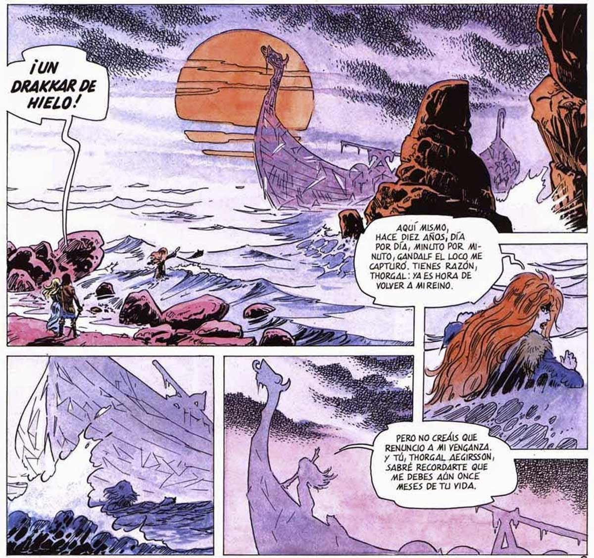 Golem-comics-resena-Thorgal-van-hamme-rosinski-04