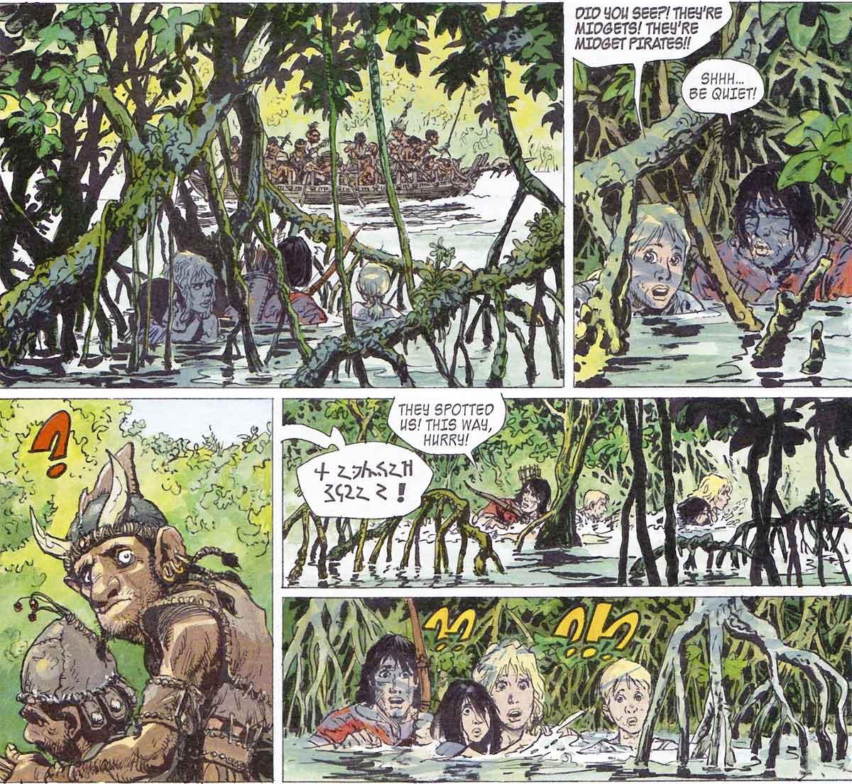 Golem-comics-resena-Thorgal-van-hamme-rosinski-05