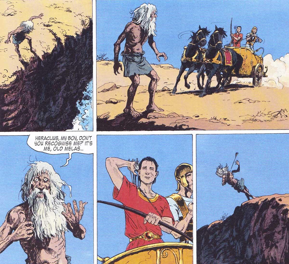 Golem-comics-resena-Thorgal-van-hamme-rosinski-06