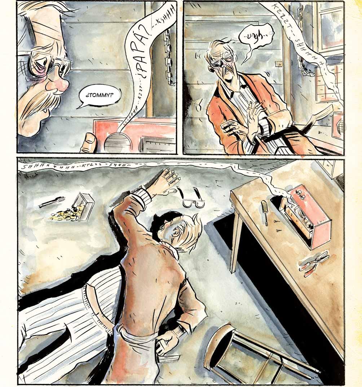 Golem-Comics-resena-royal-city-vol-1-familia-directa-de-jeff-lemire-03