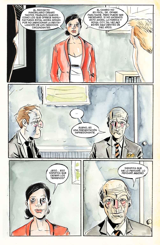 Golem-Comics-resena-royal-city-vol-1-familia-directa-de-jeff-lemire-04